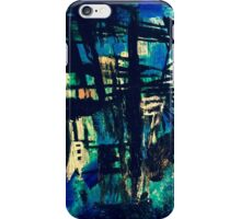 Blue Obsession  iPhone Case/Skin