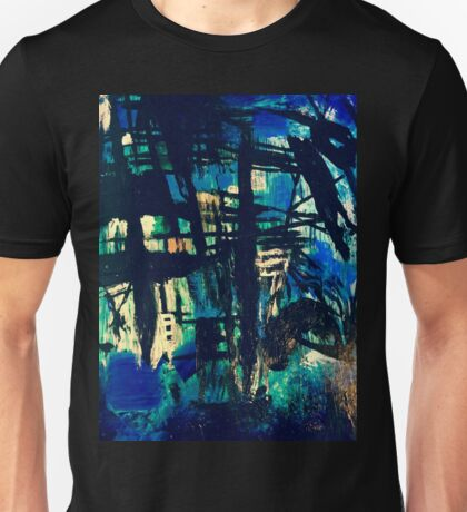 Blue Obsession  Unisex T-Shirt