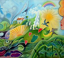 Dreamscape by Karin Zeller