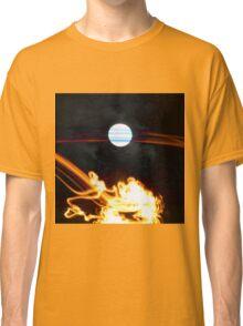 Fire Moon Classic T-Shirt