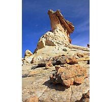 The Stone Dragon Photographic Print