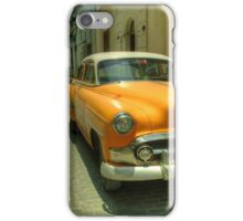 Side Street Chevy  iPhone Case/Skin