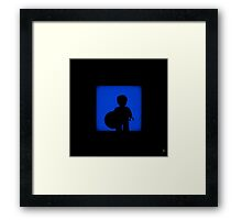 Shadow - Captain Framed Print