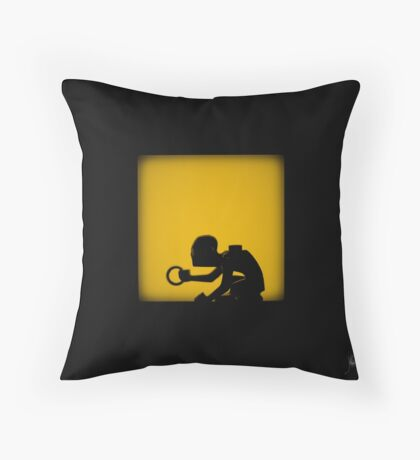 Shadow - My Precious Throw Pillow