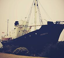 Ghost's of Whaling  past >> by JuliaWright
