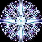 Stained Glass Kaleidoscope by judygal