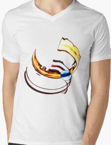 Blue Moon T Mens V-Neck T-Shirt