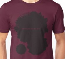 Lucas Darklord - Night 1 - We Will Put Out The Sun - Black Unisex T-Shirt