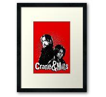 Crane & Mills Framed Print