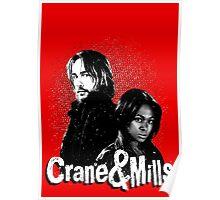 Crane & Mills Poster