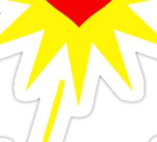 il cuore Sticker