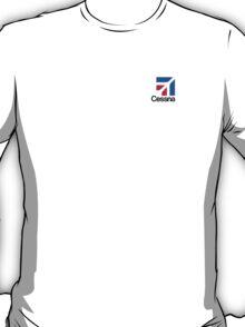 Cessna badge T-Shirt