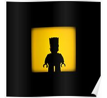 Shadow - Bart Poster