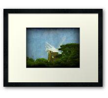 UK-Windmill...Jack ©  Framed Print