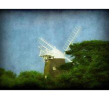 UK-Windmill...Jack ©  Photographic Print