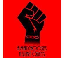 Bioshock - Raised Fist Photographic Print