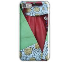 Korean Hanbok Traditional Dress iPhone Case/Skin
