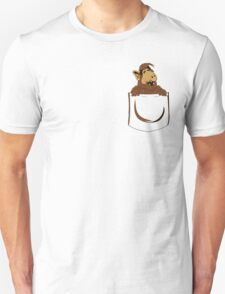 Alf Pocket  Unisex T-Shirt
