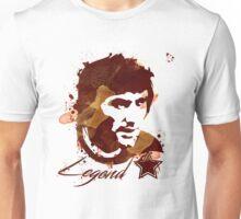 George Best - Coffe stain Unisex T-Shirt