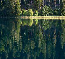 Lake Weissensee by Walter Quirtmair