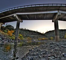 A Bridge in Auburn, California by musiclover4949