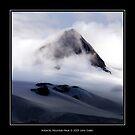 Antarctic Mountain Peak by John Dalkin
