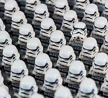 Stormtrooper army by Ballou34