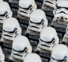 Stormtrooper army Sticker