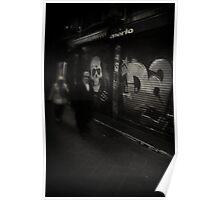 Melbourne's Laneways & Alleys 12 Poster
