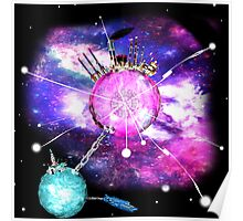 Galactic Premonition  Poster