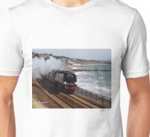 Southern Railway 34067 'Tangmere' at Dawlish Unisex T-Shirt