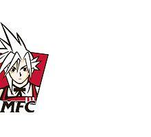 Midgar Fried Chocobo KFC MFC by KokoBlacsquare