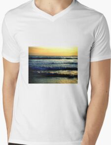 Song Of The Waves Mens V-Neck T-Shirt