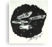 Enterprise 1 Canvas Print