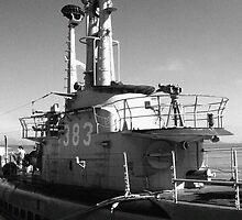 USS Pampanito by audhudson