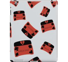 Alice Open Me casket jewelry box from Wonderland  iPad Case/Skin