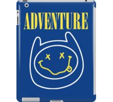 Finn Adventure Time Smile iPad Case/Skin