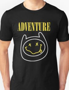 Finn Adventure Time Smile Unisex T-Shirt