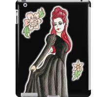 Gothic Rococo iPad Case/Skin