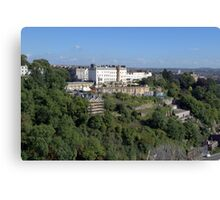 Avon Gorge Hotel Canvas Print