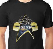 StarTrek Deep Space Nine  Com badge Unisex T-Shirt