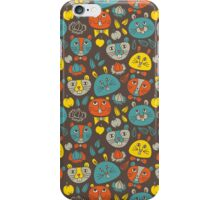 Hamsters iPhone Case/Skin