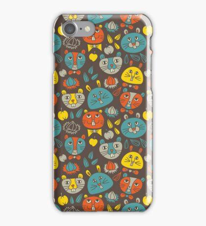 Hamsters iPhone Case/Skin