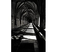 Norwich Cathedral - Cloisters Photographic Print