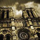 Notre Dame II by Blaz Erzetic