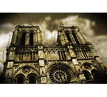 Notre Dame II Photographic Print