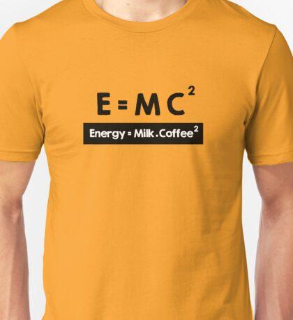 E=MC2 Unisex T-Shirt