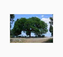 Oak tree, San Quirico d'Orcia, Tuscany Unisex T-Shirt