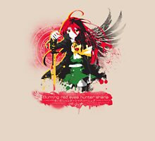 Burning Red Eyed Hunter Shana T-Shirt