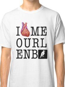 Heart Melbourne Classic T-Shirt